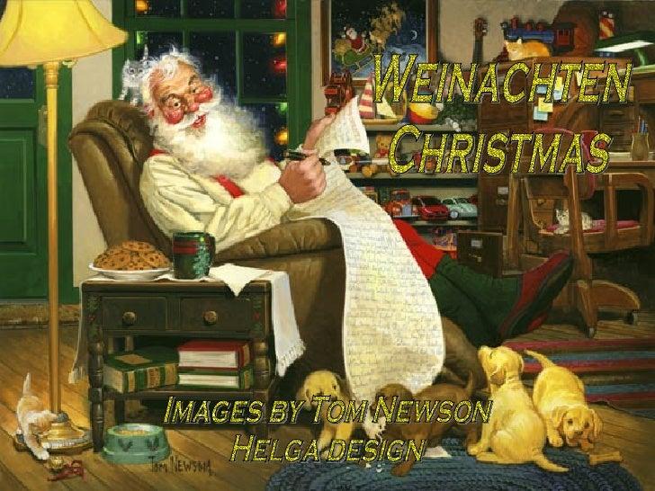 Images by Tom Newson Helga design Weinachten Christmas