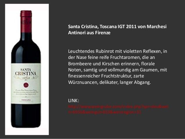 Marchese Antinori, Chianti classico DOCG Riserva 2008 von Marchesi Antinori aus Firenze Intensives Rubinrot mit Granatrefl...
