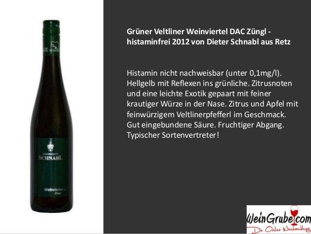 Grüner Veltliner Hohenstein - Limberg 2011 von Stift Altenburg aus Altenburg kräftiges strohgelb; frisch; elegant; fruchti...