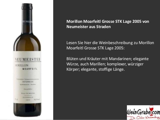Grauburgunder Saziani Erste STK Lage 2008 (1,5 lt.) von Neumeister aus Straden Lesen Sie hier die Weinbeschreibung zu Grau...