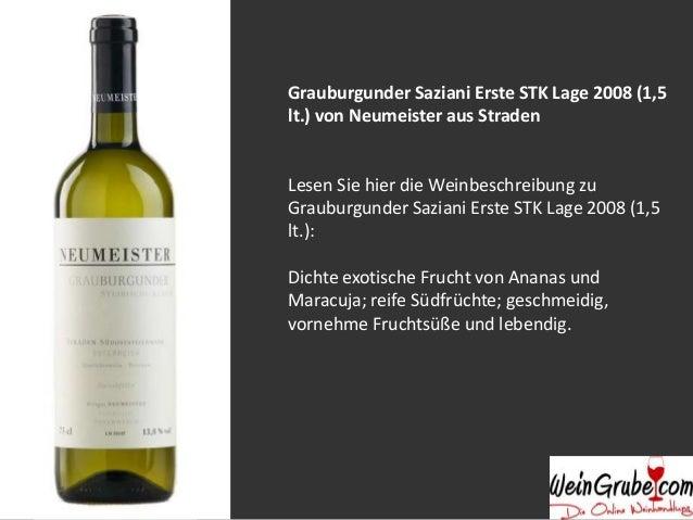 Cuvee de Merin 2009 von Neumeister aus Straden Lesen Sie hier die Weinbeschreibung zu Cuvee de Merin 2009: Tiefdunkle Beer...