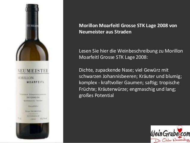 Cuvee Gemischter Satz 2012 von Neumeister aus Straden Lesen Sie hier die Weinbeschreibung zu Cuvee Gemischter Satz 2012: T...