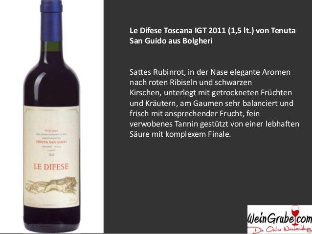 Weinguide: Weinregion Toskana Slide 2
