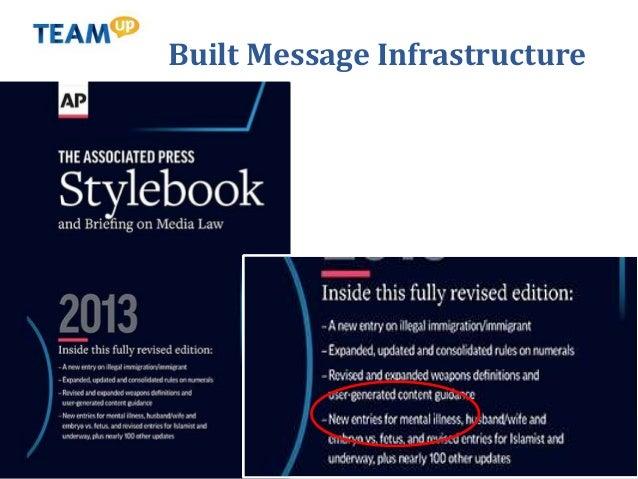 Built Message Infrastructure