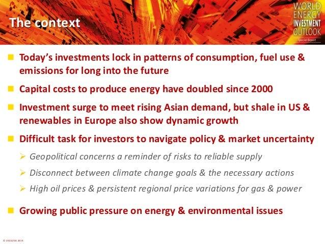Energy Outlook Investment Report 2014: Slide 2