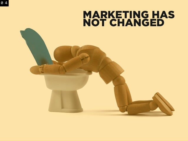 MARKETING IS ABOUT SIGNIFICANCE 0	   5