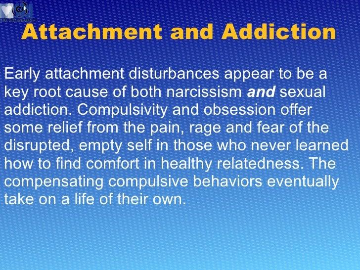 Narcissism sexual narcissism