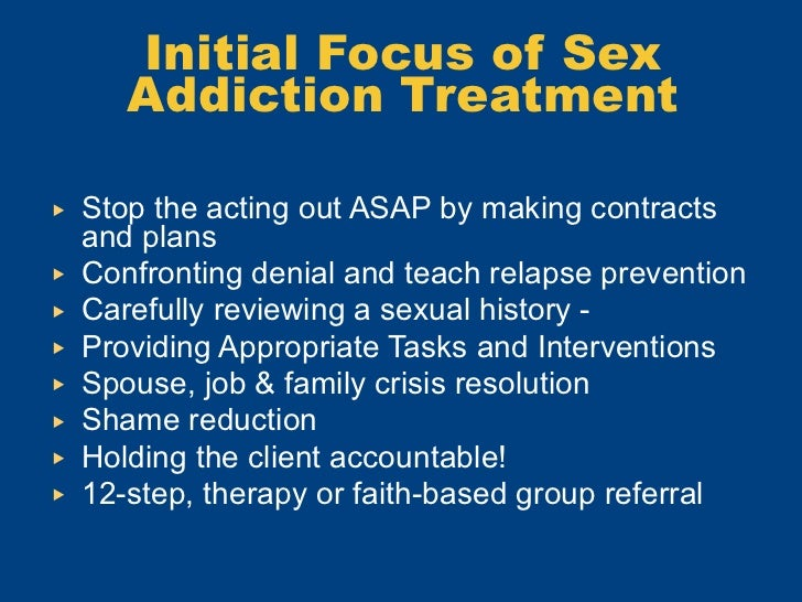 12th step group sex addicts