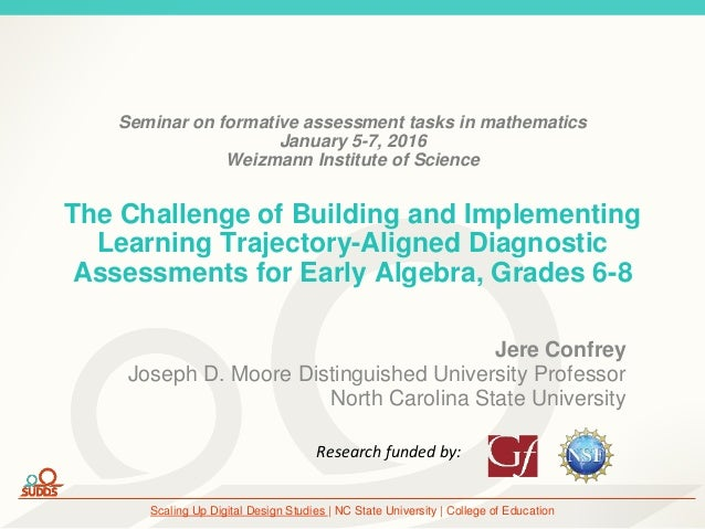 Learning Trajectory-Aligned Diagnostic Assessments for Early Algebra,…