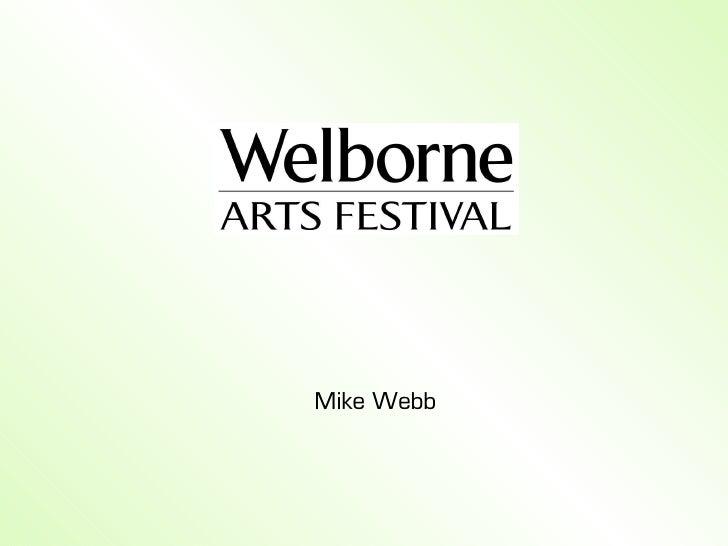 Mike Webb