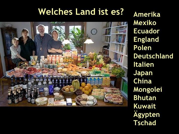 Welches Land ist es? Amerika Mexiko Ecuador England Polen Deutschland Italien Japan China Mongolei Bhutan Kuwait Ägypten T...
