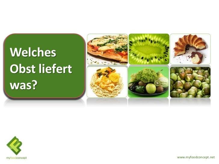 WelchesObst liefertwas?               www.myfoodconcept.net