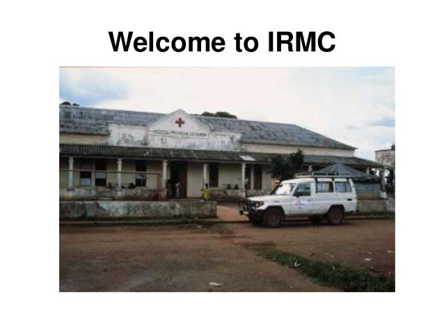 Welcome to IRMC