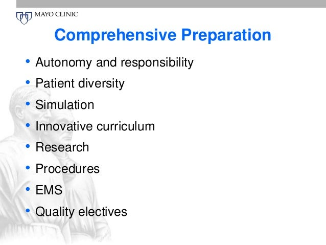 Mayo Clinic Emergency Medicine Program Overview