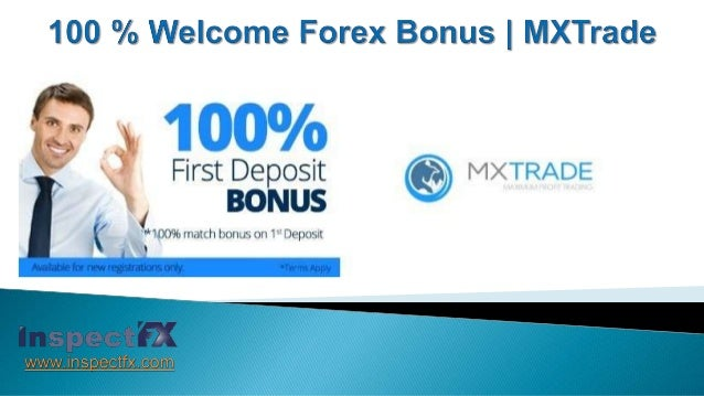 Forex bonus 100