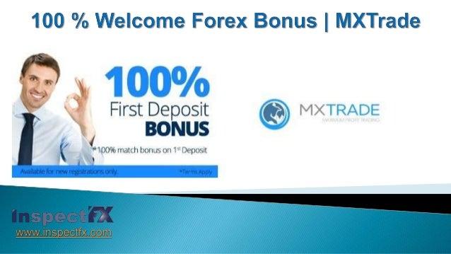 Get 100 bonus forex