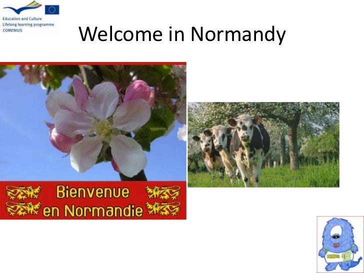 Welcome in Normandy<br />