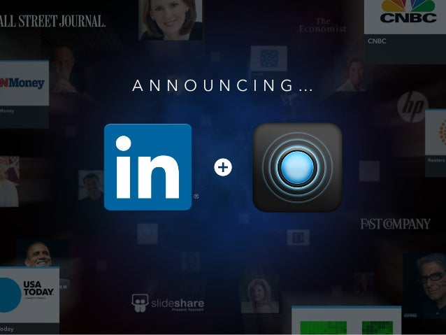 Pulse purchased by LinkedIn