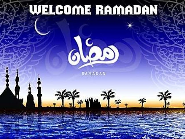 Ramadan helps you move away from a simple Satiation of your stomach And helps you to start thinking about How you can sati...
