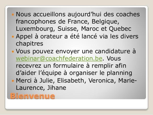 """ICF Synergie : """"Les métaphores, sources de prises de conscience en coaching d'équipe"""" de Philippe R. Declercq - SLIDEs Slide 3"""