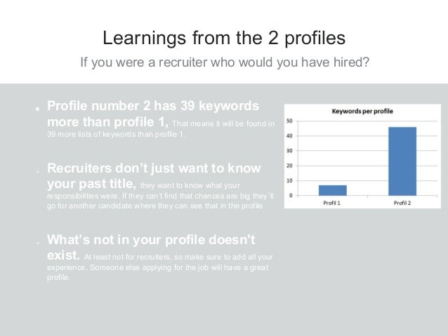 how to build a linkedin profile
