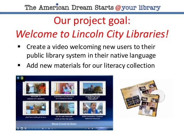 Ncompass Live Welcome The World To Your Library Creating