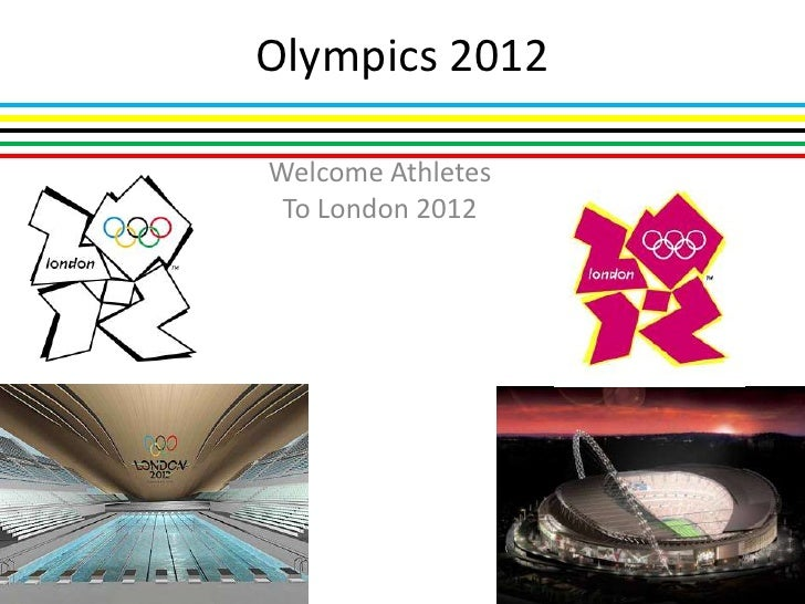Olympics 2012Welcome Athletes To London 2012