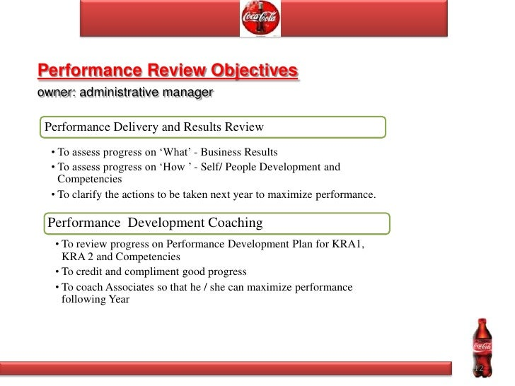 performance appraisal tools and techniques pdf