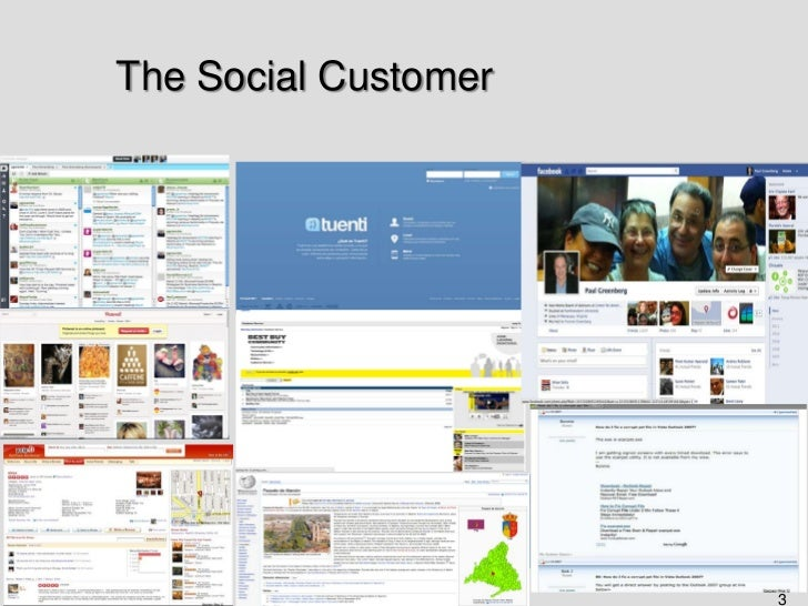 Paul Greenberg - Welcome to the Era of Customer Engagement Slide 3