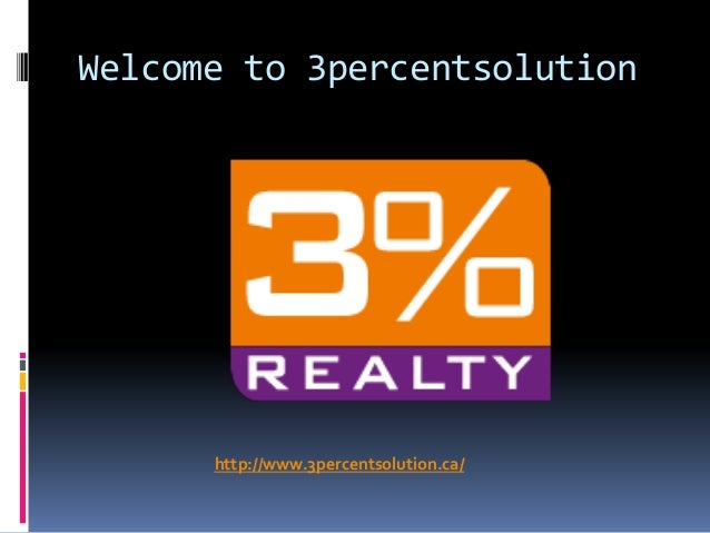 Welcome to 3percentsolution http://www.3percentsolution.ca/