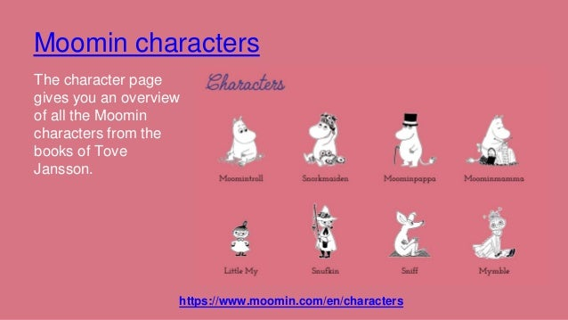 Welcome To All Things Moomin The Official Home Of Moomin