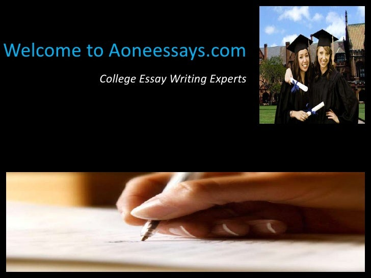 Welcome to Aoneessays.com College Essay Writing Experts<br />