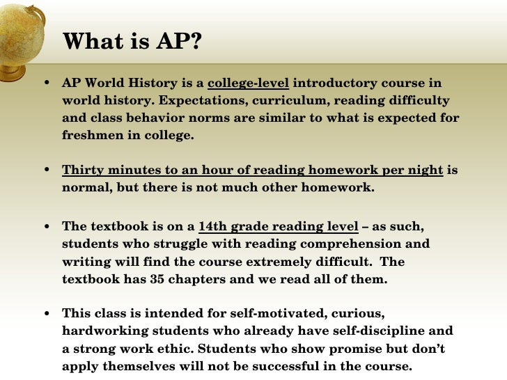 ap world compare and contrast essay rubric Ap® world history 2014 scoring guidelines • analyzes both change and continuity throughout the essay • provides ample world relevant comparison in the.