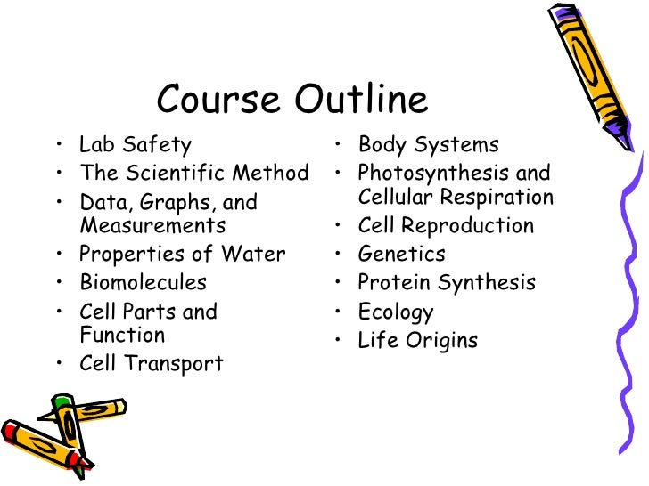 syllabus powerpoint