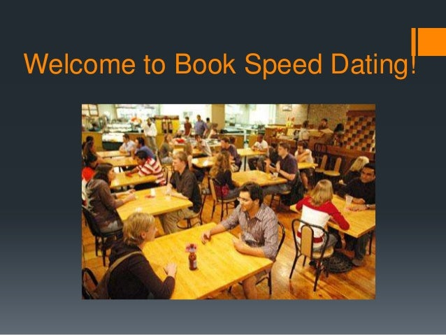 Academic speed dating - PowerPoint PPT Presentation