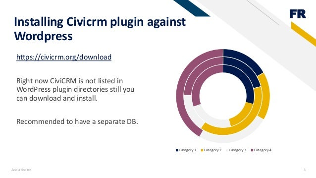 Welcome to civi crm Slide 3