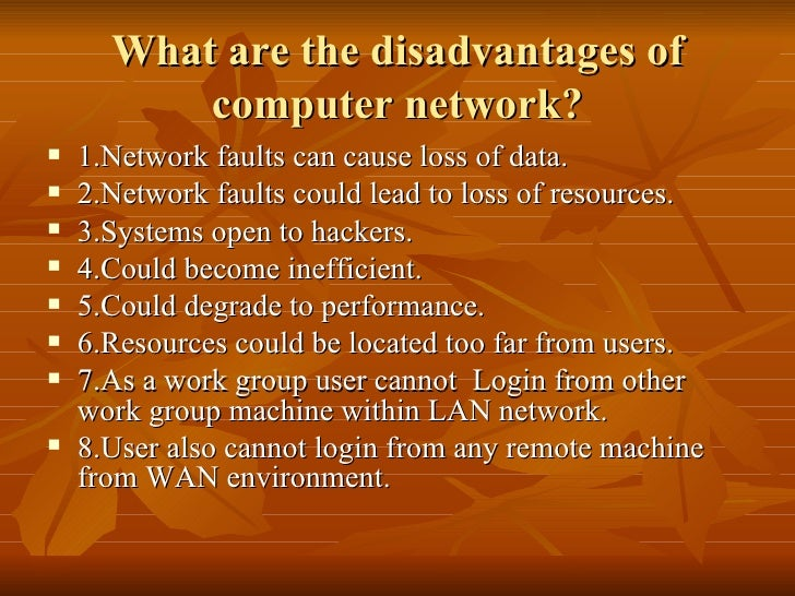 5 advantages and 5 disadvantages of computer