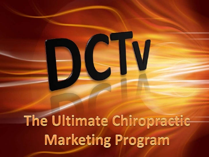 Thank you for requesting more information about DCTv. DCTv is a highly visual,innovative, entertaining, and educational Ch...