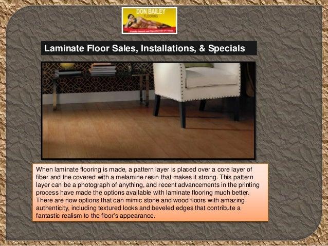 ... 2. Laminate Floor ...