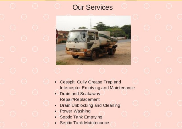 Down Environmental Is The Best Septic Tank And Drain Cleaning Company