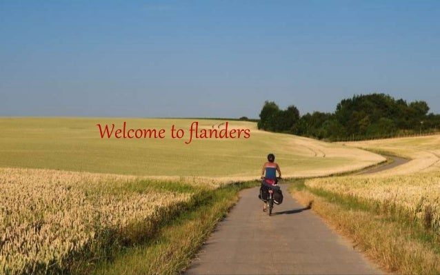 Welcome to flanders
