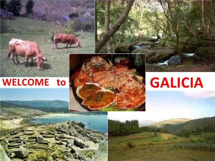 WELCOME  to GALICIA
