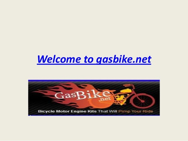 Welcome to gasbike.net