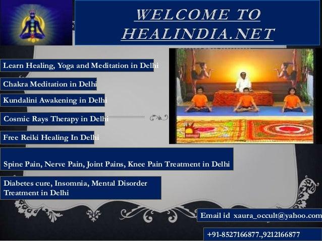 Kundalini Awakening in Delhi