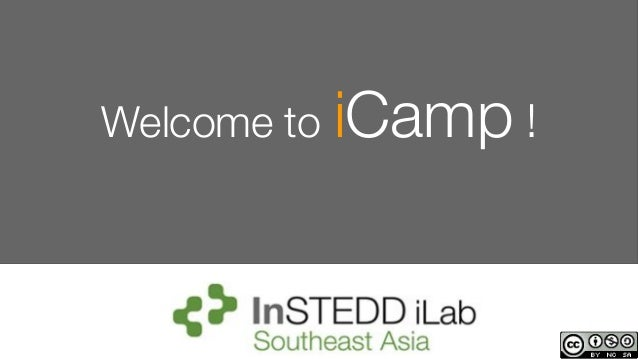 Welcome to iCamp !