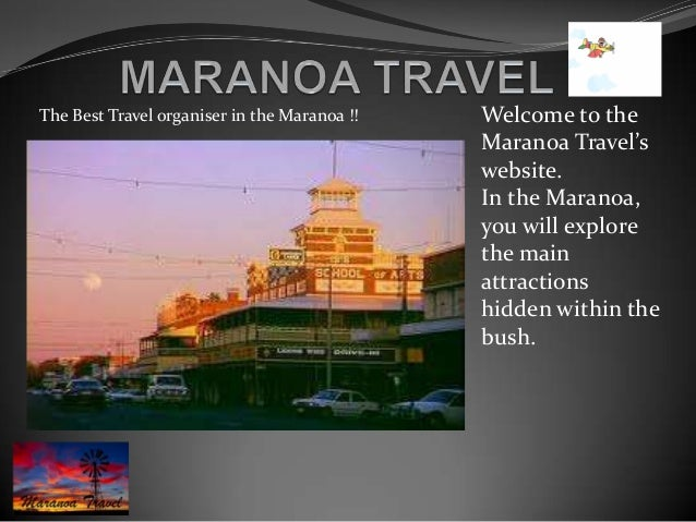 The Best Travel organiser in the Maranoa !!   Welcome to the                                              Maranoa Travel's...