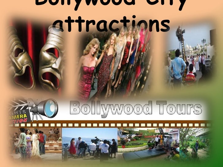 Bollywood City attractions