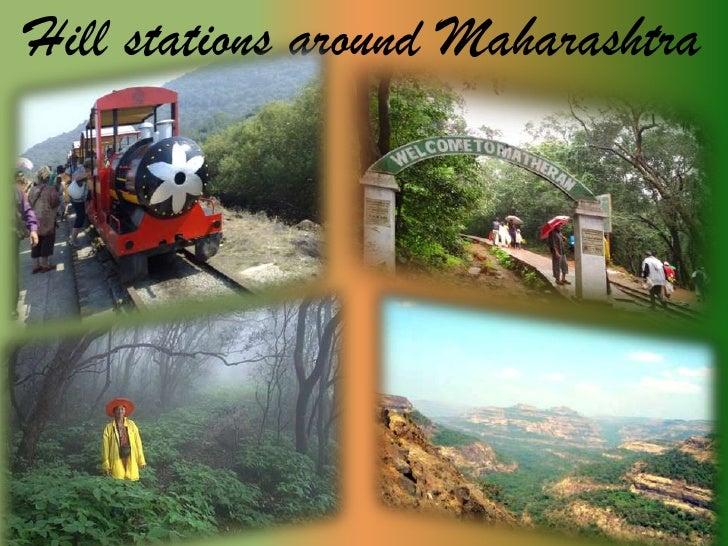 Hill stations around Maharashtra