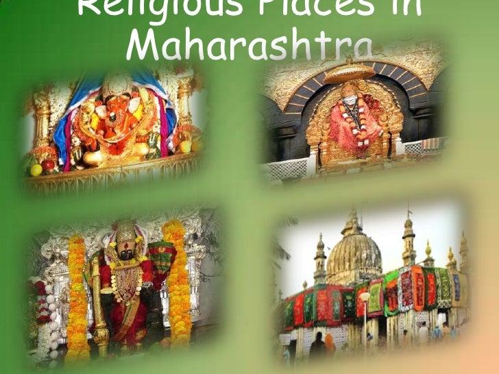 Religious Places in  Maharashtra
