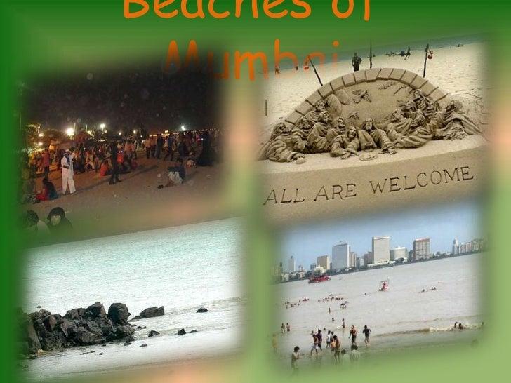 Beaches of Mumbai